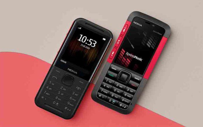 El último reinicio retro de Nokia es el 5310, un moderno teléfono Xpress Music