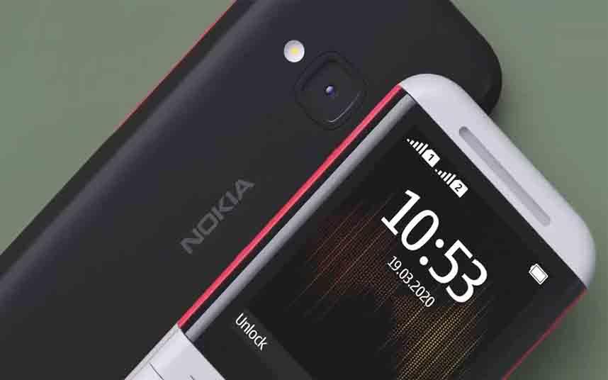 Especificaciones oficiales del Nokia 5310 2020