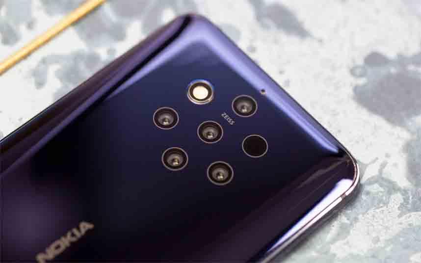 La actualización del buque insignia de Nokia 9.2 podría ser a finales de 2020