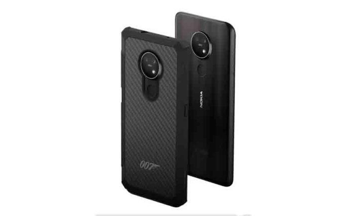 Llega la funda Nokia 007 Kevlar, como James Bond