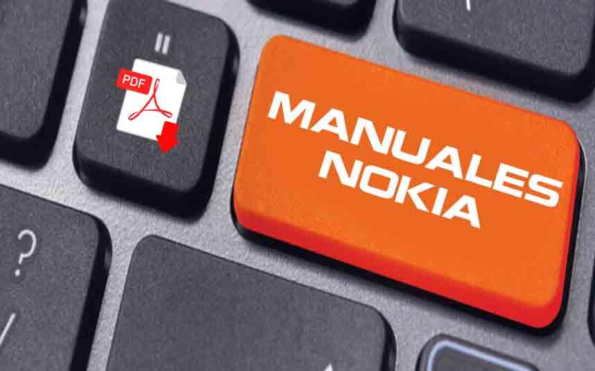 Manuales de Usuario Nokia