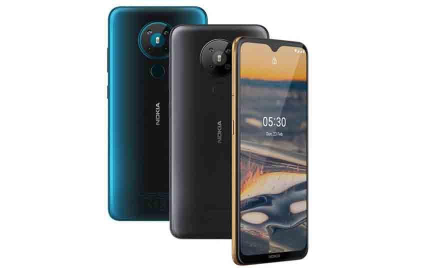 Nokia 5.3 es un medio rango sólido con una cámara cuádruple