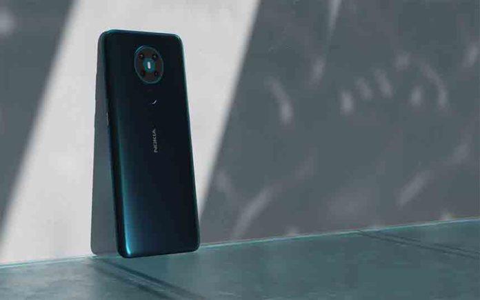 Nokia 5.3 incluye una cámara cuádruple para el rango medio, según las filtraciones