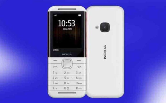 Parece que Nokia está a punto de volver a sacar el 5310 XpressMusic