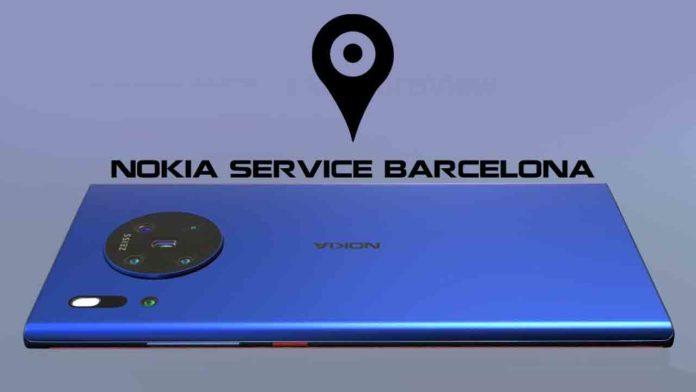 Tienda Nokia Barcelona