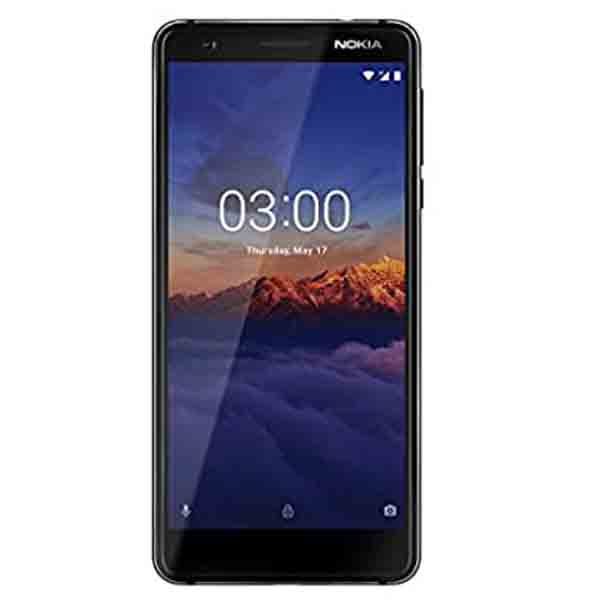 Diagnóstico Nokia 3.1