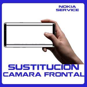 Sustitución de Selfie Nokia