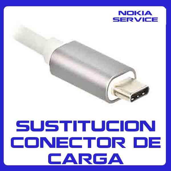 Sustitución Conector de Carga Nokia