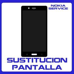 Sustitución de Pantalla Nokia