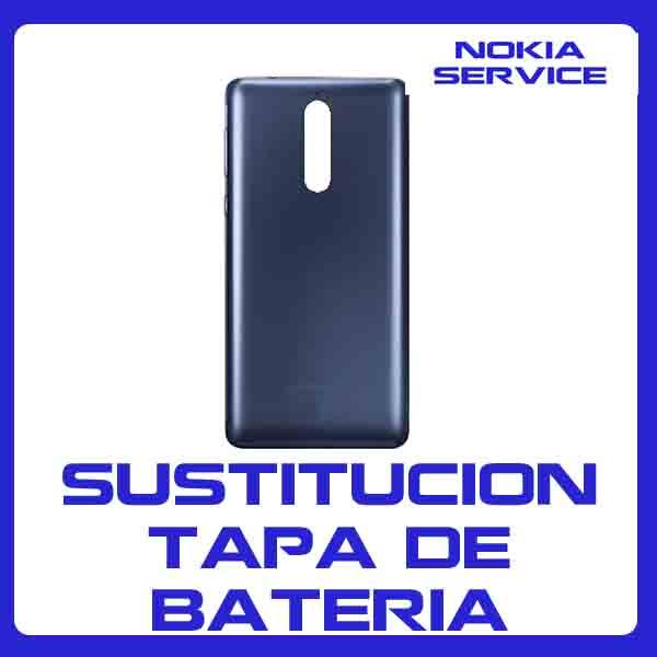 Sustitución Tapa de Batería Nokia