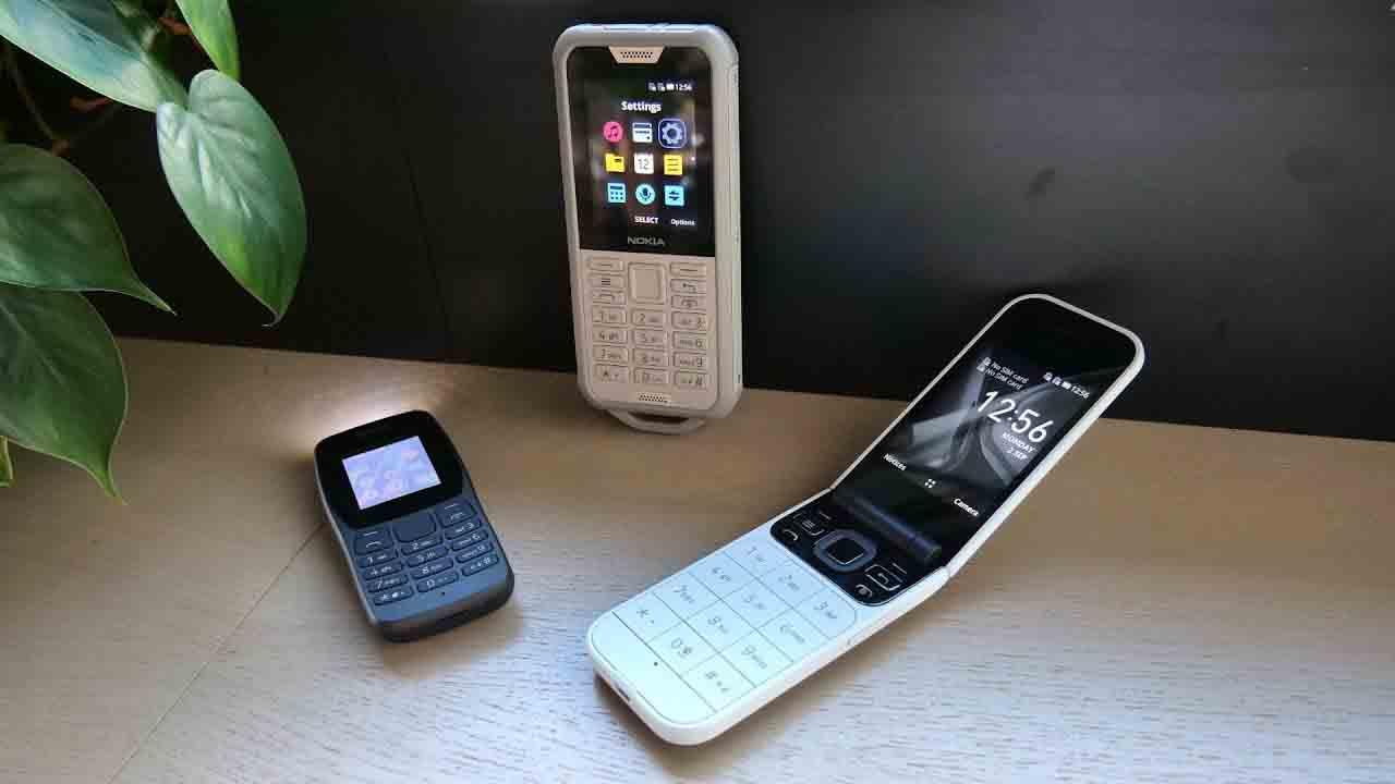Aumenta el número de activaciones de los teléfonos Nokia con funciones