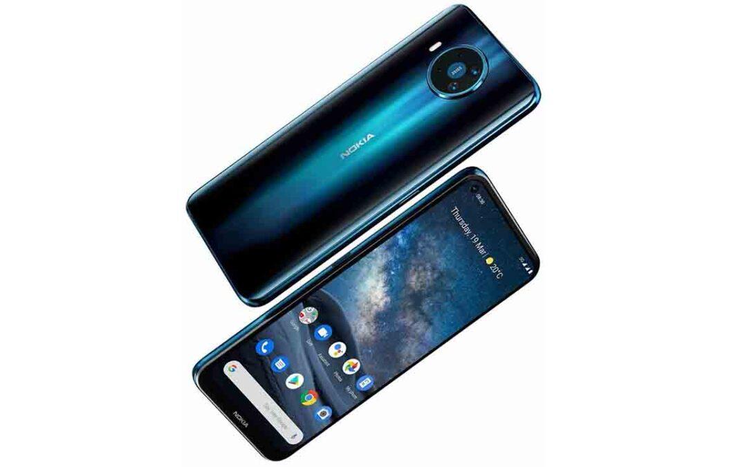 El lanzamiento de Android 11 wave 2 para Nokia 8.3 5G puede haber comenzado