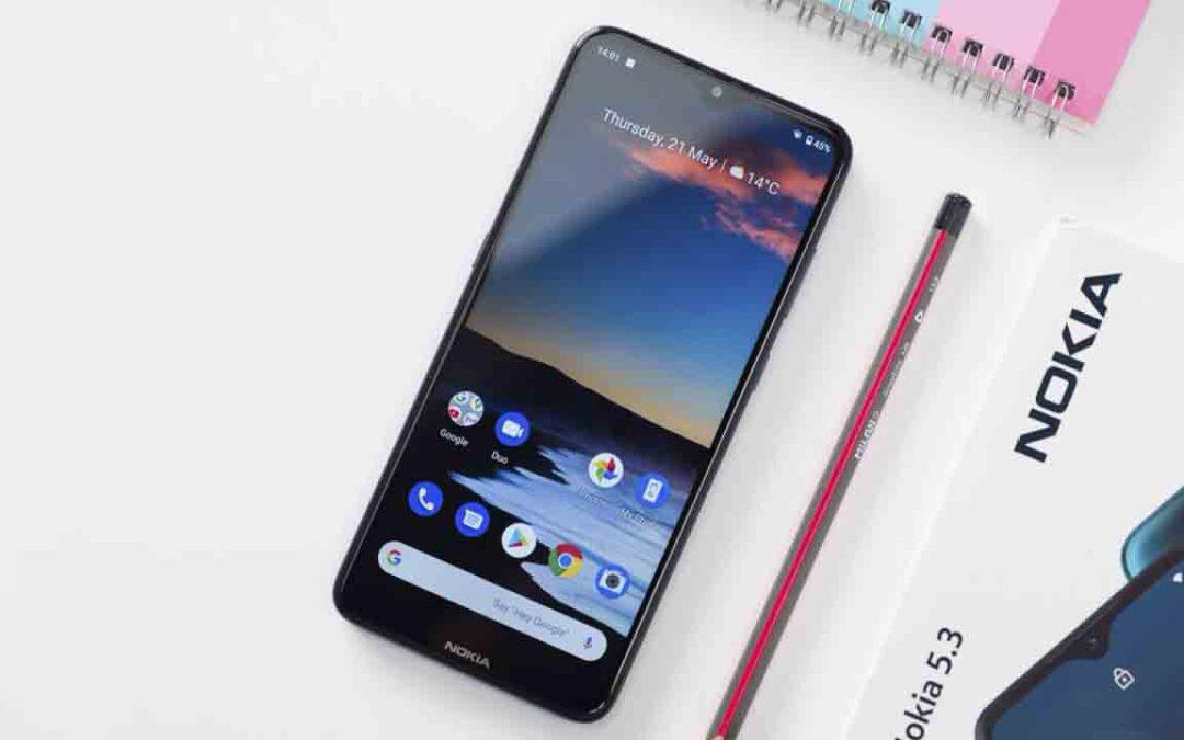 Nokia tuvo un 0,7% de participación de ventas en el cuarto trimestre de 2020