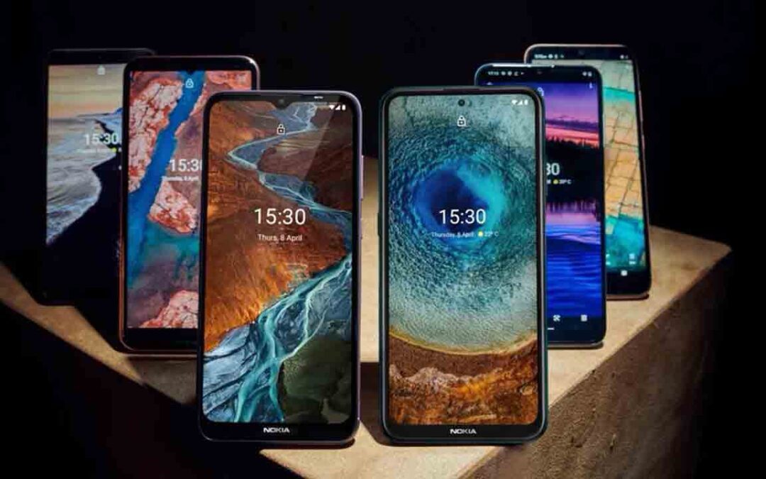 Nokia C20, G20 y X20 lideran las nuevas gamas de teléfonos asequibles