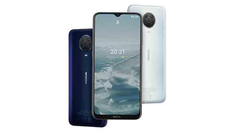 Nokia C20, G20 y X20 lideran las nuevas gamas de teléfonos asequibles-1