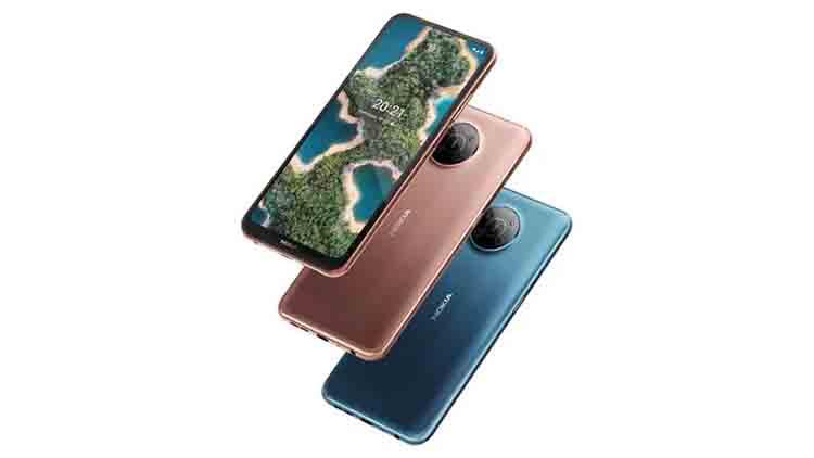 Nokia X10 y X20